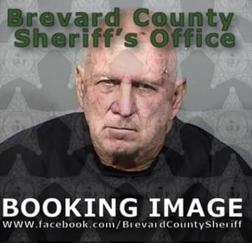 Robert Eugene Koehler is being held without bond in a Brevard County Jail until he is transferred to Miami. - Brevard County Sheriff/TNS/TNS