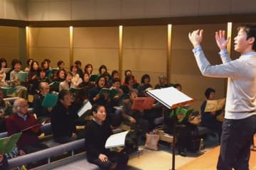 高齢者、合唱を活力に 大野城市で26日、新年コンサート