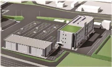 東日本高速道路会社/さいたま市に総合技術センター、3月2日に開設
