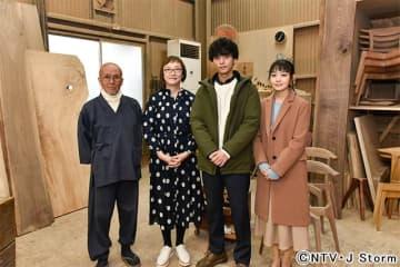 藤ヶ谷太輔×奈緒のラブストーリーに原作者・窪美澄が太鼓判!