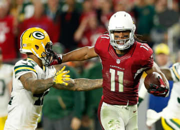 Larry Fitzgerald Returning to Cardinals in 2017