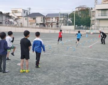 桜小に「地域スポーツクラブ」 旧上の台中に続き2カ所目