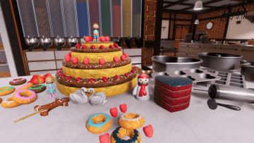 料理シム『Cooking Simulator』新DLC「CAKES&COOKIES;」ティーザー映像! 料理のカスタマイズ要素など追加