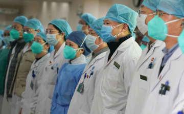 武漢の大学病院、新型肺炎で他病院へ特別チーム派遣