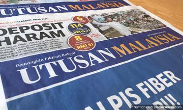 NUJ confirms Utusan revival, job calls now open