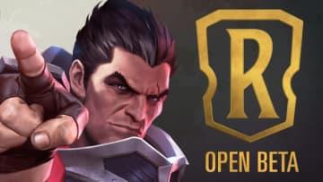 新作カードゲーム『レジェンド・オブ・ルーンテラ』オープンベータテスト開幕!アカウントは引継ぎ可能