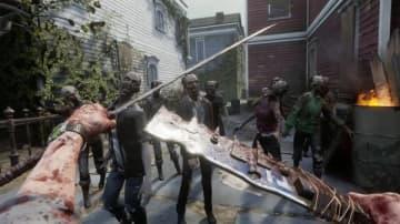 VRアクションADV『The Walking Dead: Saints & Sinners』リリース!「ウォーキング・デッド」の世界をVRで