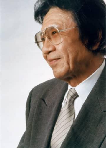 死去したローム創業者の佐藤研一郎氏(同社提供)