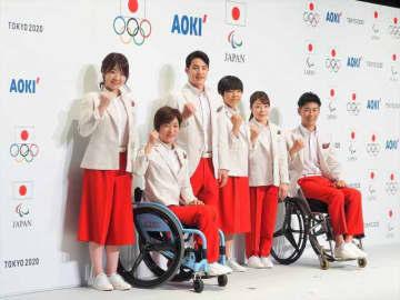 手掛けるのはスーツのAOKI。東京オリパラ、日本代表選手団の公式服装が発表
