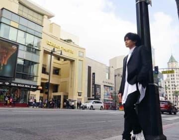 【1/26放送】WOWOW「中島健人 ハリウッド 映画の街を行く」コメント&ビジュアル到着!