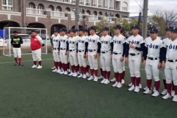 第92回選抜高校野球大会の出場が決まった大阪桐蔭高校【写真:編集部】