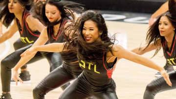 自分らしさを見つけること【NBAダンサーコラムVol.2/ホークス ダンスチーム Chika】