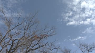 各地で気温上昇 季節外れの暖かさ 日曜以降は雪も…