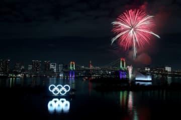 東京五輪開幕まで半年