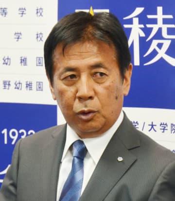 星稜高校サッカー部の総監督を解任されていた河崎護氏