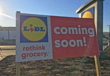German grocer Lidi has submitted plans for a new store in Cinnaminson, New Jersey. (Rudy Miller | For lehighvalleylive.com/)