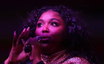 Lizzo performs at the Riviera Theatre in Chicago on Friday, May 3, 2019. - Chris Sweda/Chicago Tribune/TNS