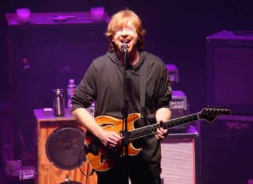 Trey Anastasio & Phish Announces 'Ghost Of The Forest' Tour [DATES, DEAL, TICKET INFO]