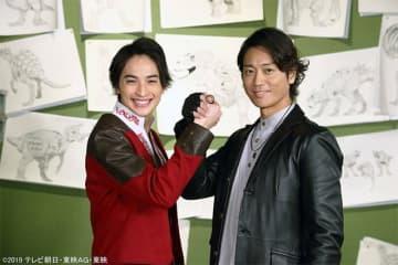 永井大が「リュウソウジャー」で宙返り披露!! 20年ぶりスーパー戦隊に!