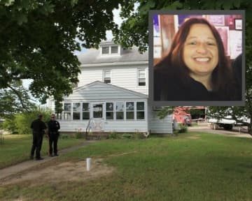Deanna Scordo, 45, was shot to death in her family's farmhouse in Winslow Township in 2017. (Matt Gray | For NJ.com/)
