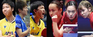 【東京五輪】テレビ東京は卓球づくしの放送!男女シングルス・団体戦を放送!