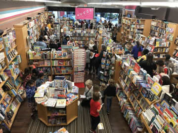 [words] Bookstore in Maplewood has  been selected as one of five finalists for Publishers Weekly Bookstore of the Year award. (Jonah Zimiles/)