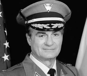 Col. Justin Dintino, former superintendent of the New Jersey State Police. (Photo courtesy of the State Police.) (Courtesy/)