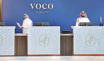 Voco Al-Khobar, located on Dhahran road and boasting 130 stylish rooms, is operated by InterContinental Hotels Group (IHG), which has announced plans to open an office in Riyadh in March.