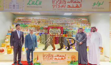 The festival was inaugurated by Dr. Ausuf Sayeed, Indian ambassador to Saudi Arabia, and Shehim Mohammed.