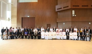 The Gulf Downstream Association (GDA) held its fourth quarterly board of directors meeting at its headquarters in GBCorp Tower, Bahrain Financial Harbor.