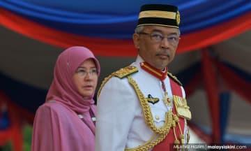 Agong, Raja Permaisuri titah rakyat Malaysia jaga keselamatan, kesihatan