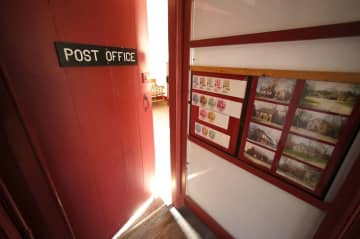 Batsto post office located in Batsto Village, South Central Pinelands, Tuesday, Jan. 21, 2020. Tim Hawk | NJ Advance Media for NJ.com (Tim Hawk | NJ Advance Media for NJ.com/)