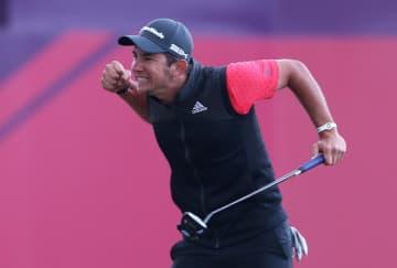 欧州ゴルフ、ハーバートが初優勝