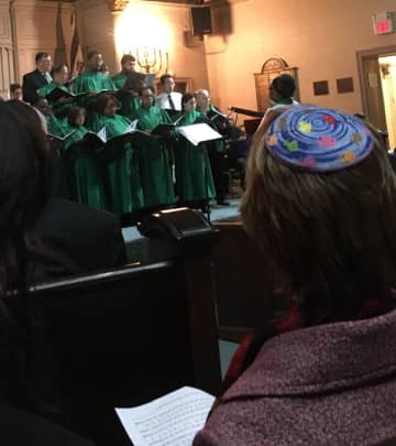 Calls for justice for all at Jersey City temple's 35th annual MLK tribute