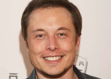 Tesla founder Elon Musk attends the launch party for the Tesla Roadster