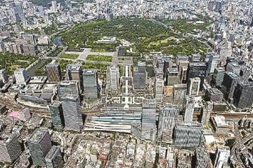 街づくりの新たなステージを迎える東京・丸の内周辺
