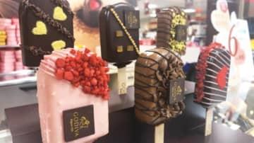 【 女子×レアなスイーツ】大丸のショコラプロムナードに有名チョコが集結!
