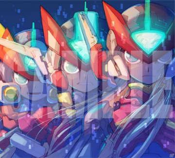 「ロックマン ゼロ&ゼクス サウンドBOX」が3月25日に発売!ゲーム音源全曲リマスター&完全収録の6枚組サウンドトラック