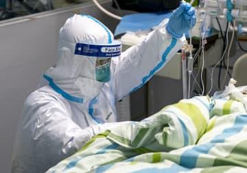 湖北省、新型肺炎対策に医療スタッフ50万人参加