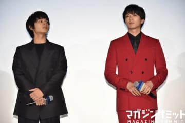 超人気俳優の新田真剣佑、誰も話してくれず目も合わせてくれず「ちょっと寂しかった」