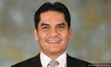 Pemilihan Bersatu: Radzi Jidin dicabar timbalan jawatan ketua bahagian