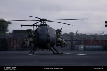 SOCOMライクなTPS『Zero Six - Behind Enemy Lines』公式サイトオープン―アルファテスト参加受付中