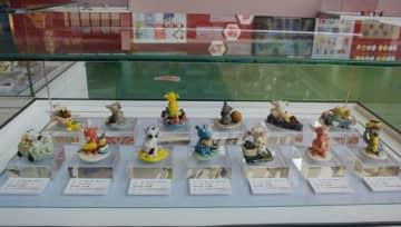 ねずみ年の特別展、天津自然博物館で開催