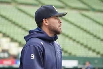 昨季までオリックスに所属していたステフェン・ロメロ【写真:荒川祐史】