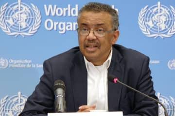 WHO事務局長、新型肺炎の感染状況把握のため中国へ