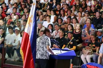Philippines decline in corruption index to prod Duterte admin to fire morecrooked execs