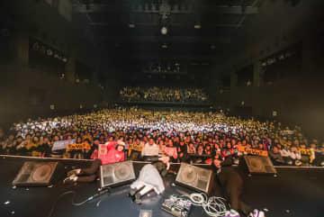 ビッケブランカ、阿部真央・岡崎体育と「NAGOYA SOUND PRESS SHOW 2020」出演!新曲「Black Catcher」初披露!