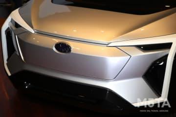 スバル EVデザインスタディーモデル