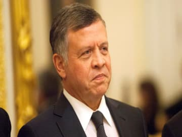 King Abdullah pledges to reject Trump's Deal of the Century if it penalises Jordan