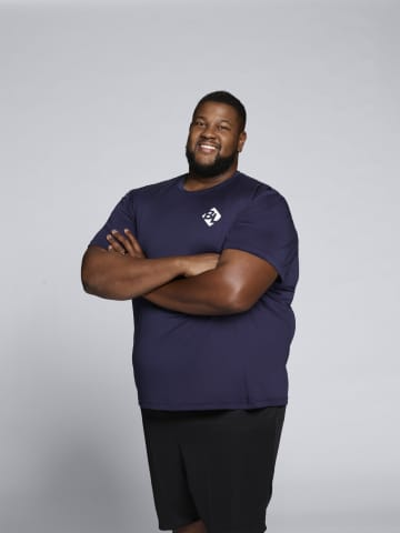 Robert Richardson II, a graduate of Lake Brantley High School and UCF, is competing on 'The Biggest Loser.' - Richie Knapp/NBCUniversal/USA Network/TNS